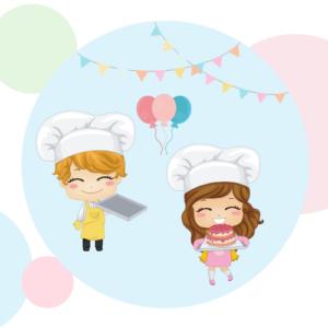 Laste sünnipäevad kokakooliga